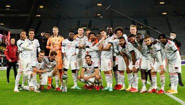 Левандовски обставил Холанна, уНагельсманна— первый трофей вкарьере. «Бавария» продолжает собирать титулы