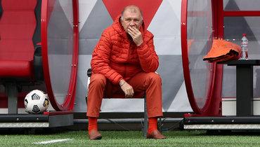 Григорий Иванов: «Стараемся недопускать подобного тому, что происходит в «Спартаке»