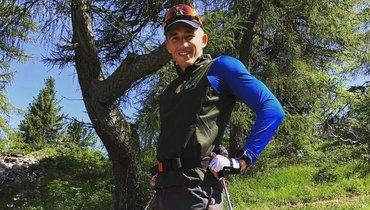 Российский биатлонист Халили следит засобытиями вАфганистане, откуда родом его отец