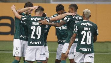 Впервые вполуфинале Кубка Либертадорес сыграют три клуба изодной страны