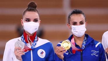 Журова считает, что Дину Аверину иАшрам надо было наградить двумя золотыми медалями наОлимпиаде