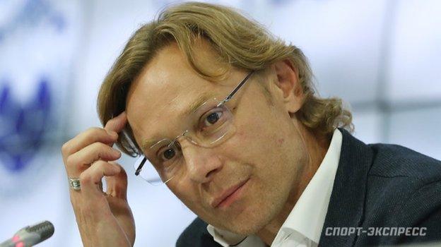 Валерий Карпин. Фото Александр Федоров, «СЭ» / Canon EOS-1D X Mark II
