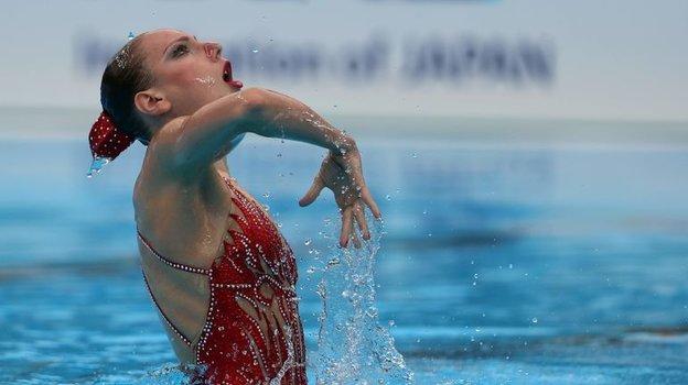 Светлана Колесниченко. Фото AFP