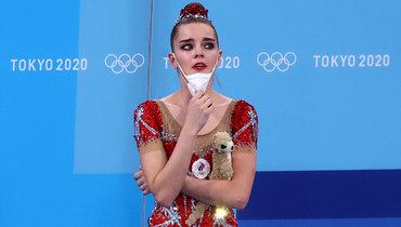 Вице-президент Международной федерации гимнастики— опротесте посудейству наОлимпиаде: «Мыневоюем, нотребуем дополнительных материалов»