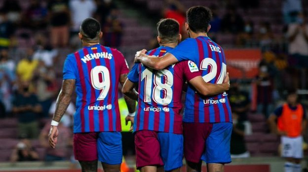 «Барселона» взяла кредит. Фото ФК «Барселона»