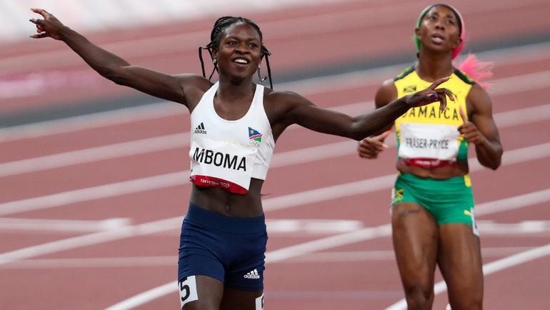 Кристин Мбома. Фото Getty Images