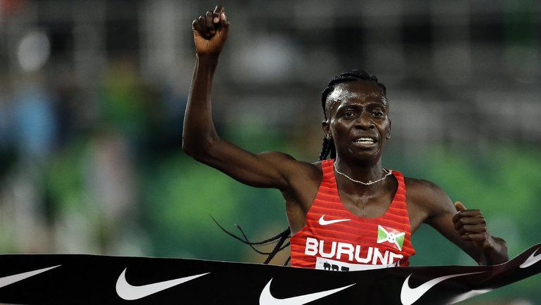 Франсин Ньйонсаба. Фото Getty Images