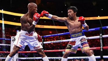 Пакьяо проиграл Угасу впоединке затитул суперчемпиона WBA