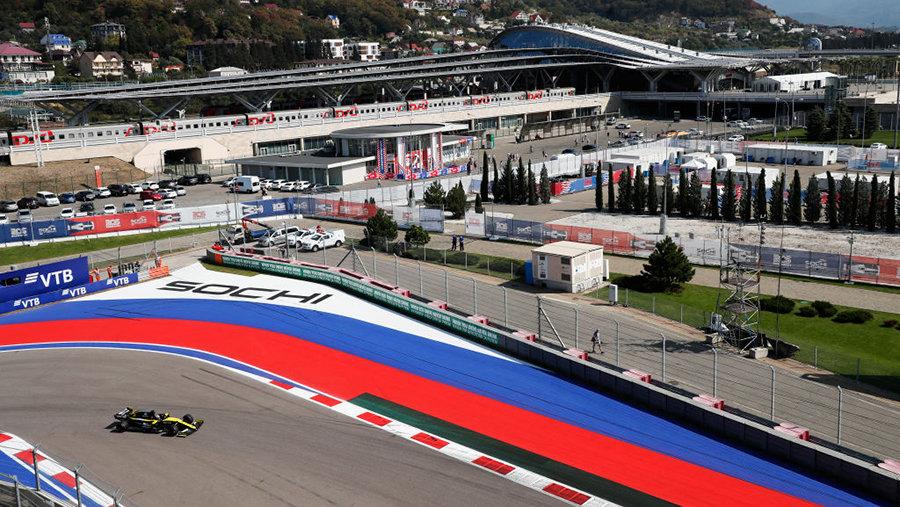 «Гран-при России» вСочи: даты проведения, прогнозы игде смотреть трансляции гонки «Формулы-1»