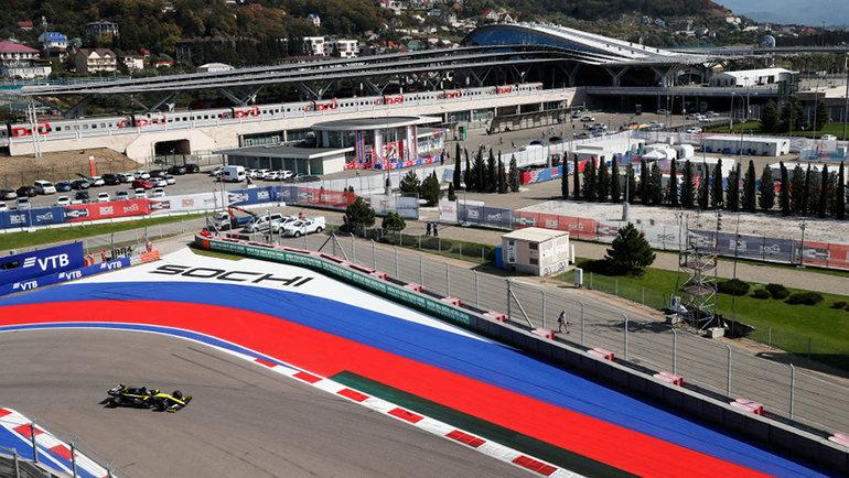 «Гран-при России». Фото Getty Images