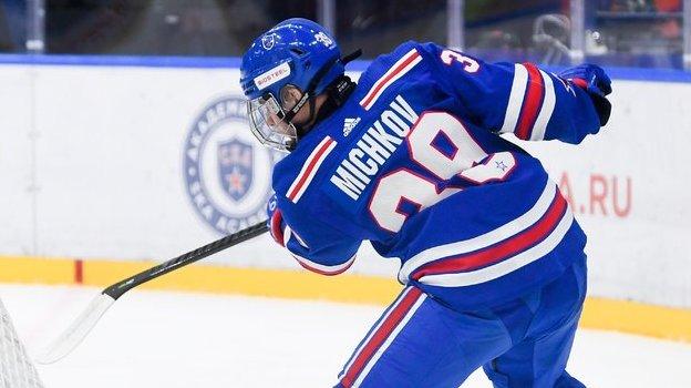 Матвей Мичков. Фото ХКСКА