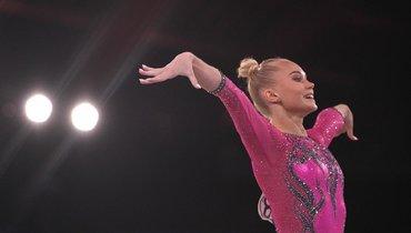 Гимнастка Мельникова рассказала, что перед встречей сПутиным спортсменам предстоит недельный карантин