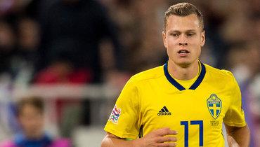 Ларссон иКлассон— взаявке сборной Швеции наматчи отбора наЧМ-2022 всентябре