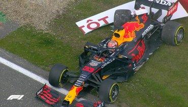 Леклер иФерстаппен разбили болиды вовторой практике перед «Гран-при Бельгии»