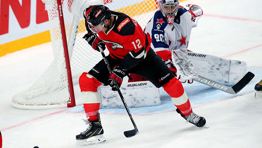 «Динамо» подписало канадца, который ярко проявил себя вКХЛ. Ноему уже 35, из-за частых травм онхотел завершить карьеру