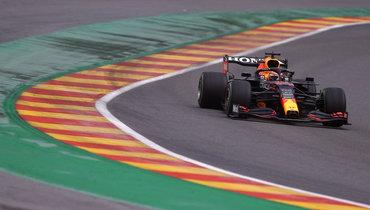 Ферстаппен выиграл квалификацию «Гран-при Бельгии», Мазепин— 20-й