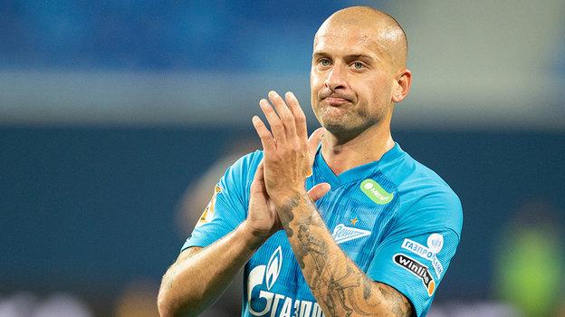 Ярослав Ракицкий - один из тех, кто давно не вызывается в сборную Украины. Фото ФК «Зенит»
