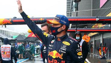 Гонка на «Гран-при Бельгии» небудет возобновлена, победителем объявлен Ферстаппен