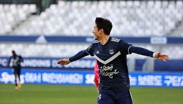 ВоФранции сообщили, что российский клуб мог купить корейского нападающего «Бордо»