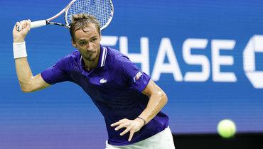 Медведев победил Гаске встартовом матчеUS Open