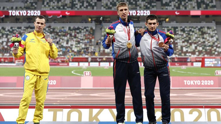 Украинец Цветов прокомментировал свой отказ фотографироваться с россиянами  на Паралимпиаде. Спорт-Экспресс