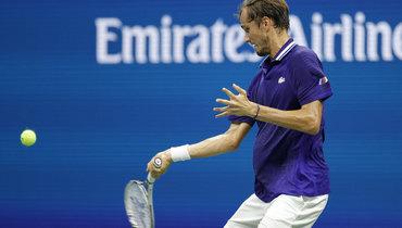 Медведев прокомментировал победу над Гаске впервом кругеUS Open