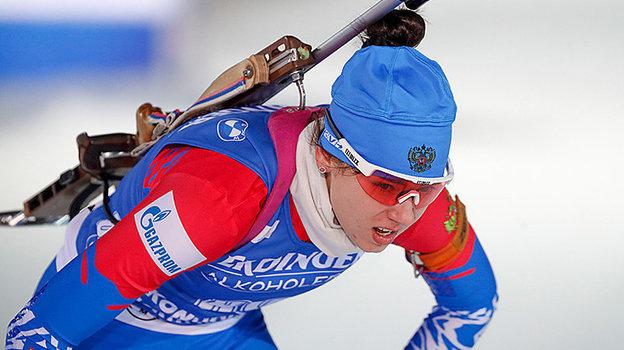 Анастасия Гореева. Фото Global Look Press.