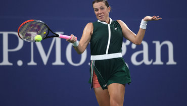 Павлюченкова иСамсонова вышли вовторой кругUS Open