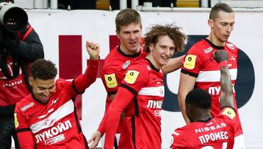 Футболисты «Спартака» записали обращение кКралу после его перехода в «Вест Хэм»