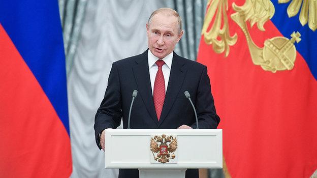 Владимир Путин. Фото Дарья Исаева, «СЭ»