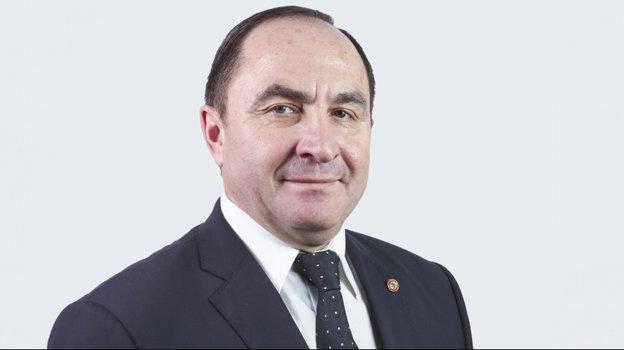 Президент Дальневосточного футбольного союза Владимир Крысин. Фото РФС