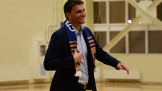Генеральный директор академии «Строгино» Дмитрий Струтынский. Фото Instagram