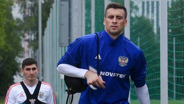 Всборной России объяснили, почему Песьяков покинул расположение команды