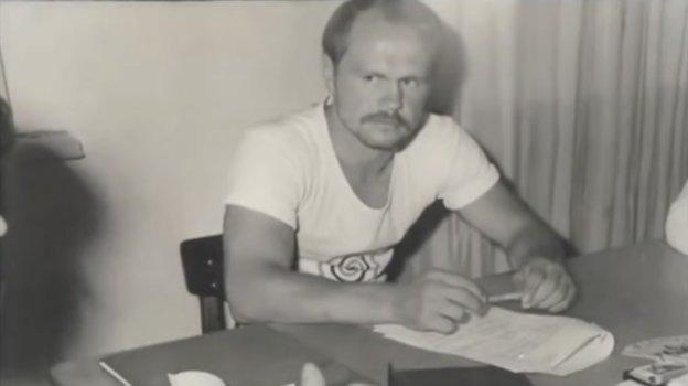 Александр Апачинский.