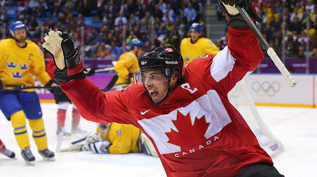 Сидни Кросби победет сборную Канады к новому олимпийскому золоту. Фото Getty Images