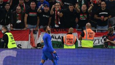 ФИФА проведет расследование поповоду расистского скандала наматче Венгрия— Англия