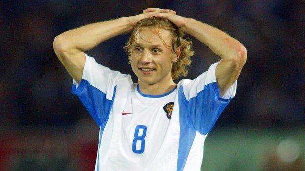 Карпин— «коряга»? Забивал Мальте, феерил вИспании, его сватали в «Реал» и «Барселону»