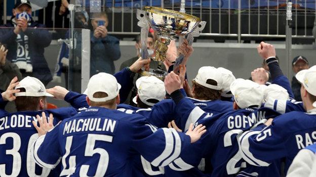 Победитель Кубка Харламова будет определяться по-другому? Фото МХЛ