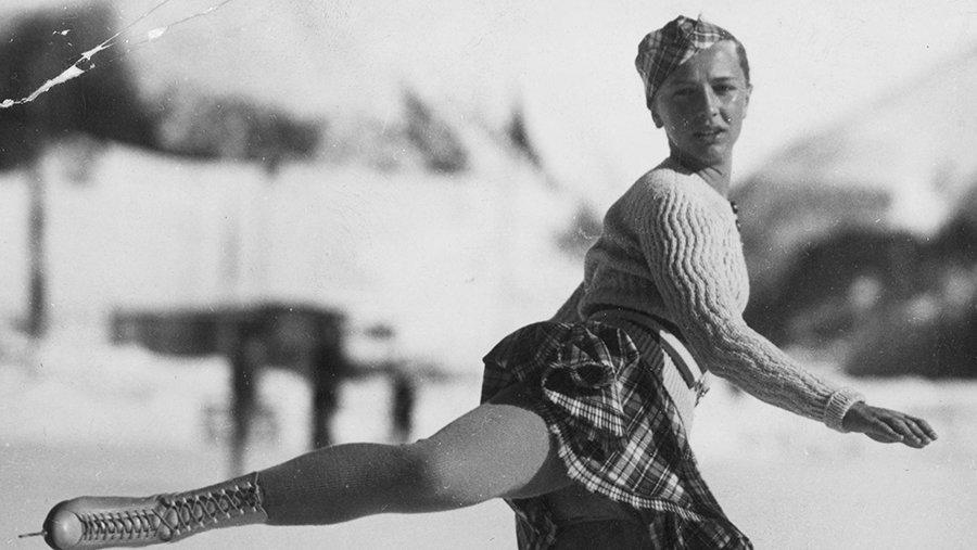 Агитировала занацистов, была брошена мужем инищенствовала. Судьба молодой олимпийской чемпионки