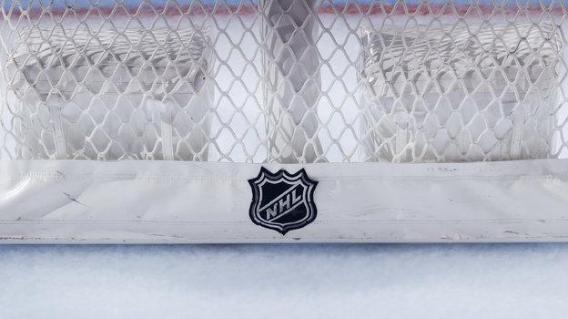 Лого НХЛ. Фото Getty Images