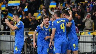 Украина забила чудо-гол Франции, нонесмогла победить чемпионов мира. Хорватия неотстает отРоссии