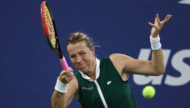 Павлюченкова обыграла Грачеву ивышла вчетвертый кругUS Open