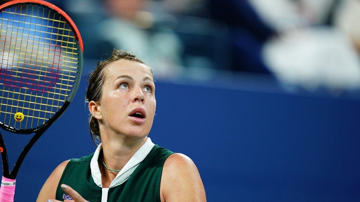 Павлюченкова победила вроссийском дерби вНью-Йорке. Анастасия— вовторой неделе наUS Open