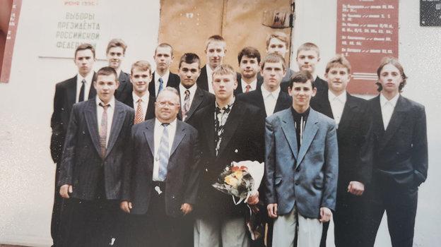 "Хоккеисты «Локомотива""-79. Фото «СЭ»"