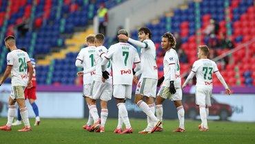 «Локомотив» втоварищеском матче победил ЦСКА