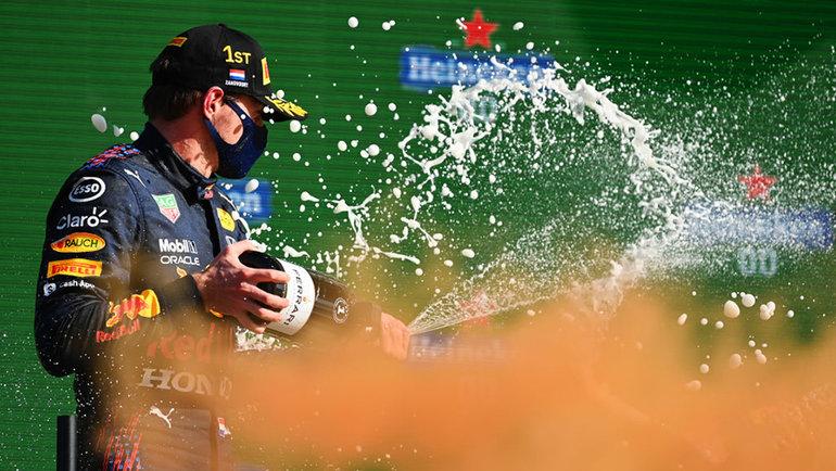Макс Ферстаппен. Фото Getty Images