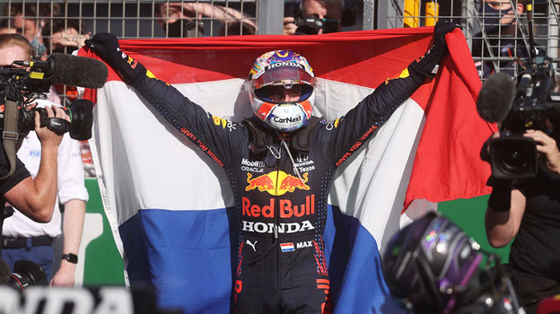 Супер-Макс! Ферстаппен победил надомашнем этапе ивернул себе лидерство вчемпионате