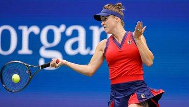Свитолина обыграла Халеп ивышла вчетвертьфиналUS Open