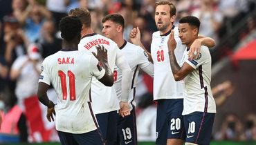 Англия разгромила Андорру, Албания победила Венгрию