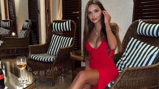 Каролина Севастьянова. Фото Instagram